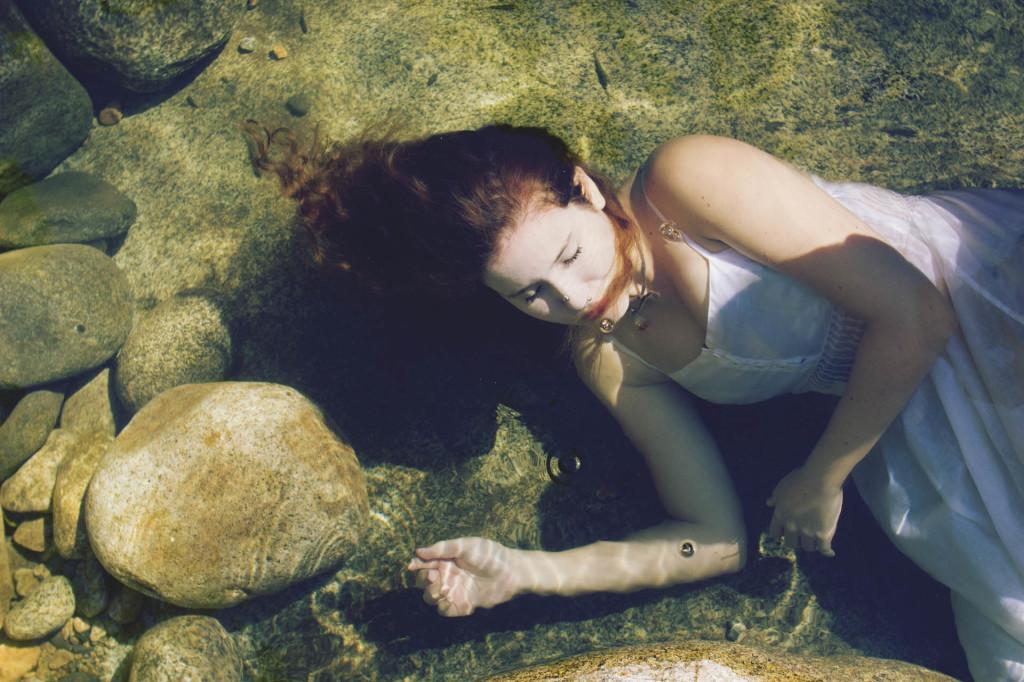 submerso cristalino